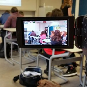 beeldcoach, videocoach, schoolvideo interactie begeleiding